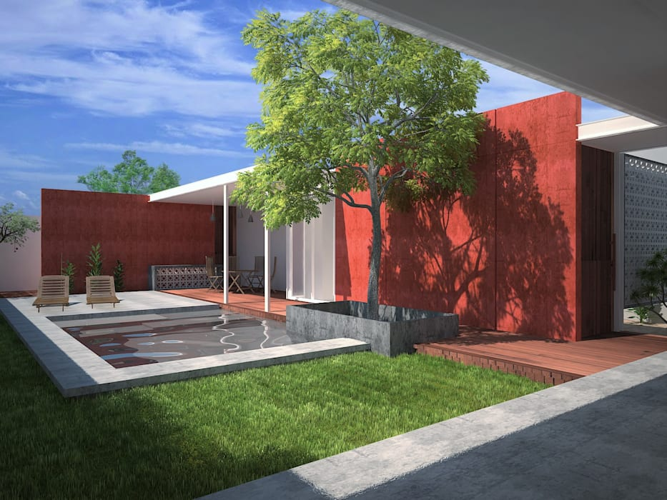 Pangea Arquitectura & diseño 泳池