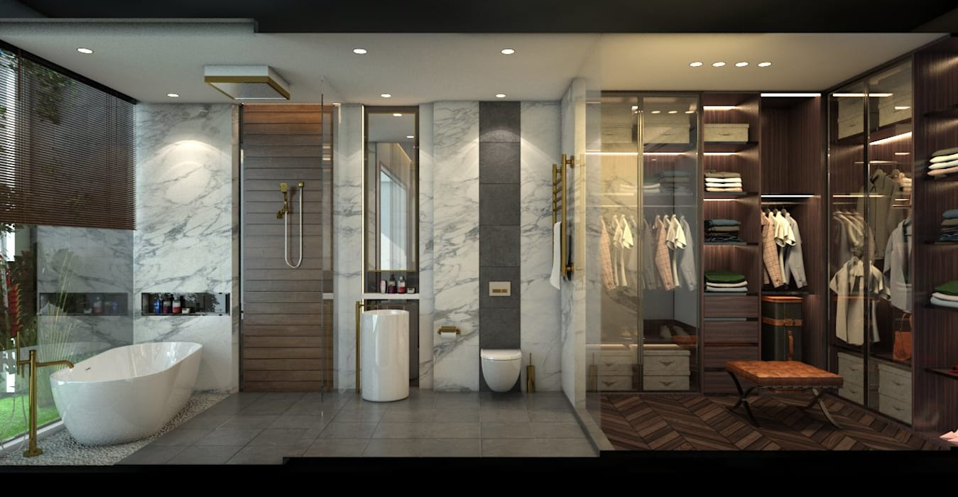 ANHSAO Showroom lighting: công nghiệp  by MEG Design Studio, Công nghiệp Than củi Multicolored