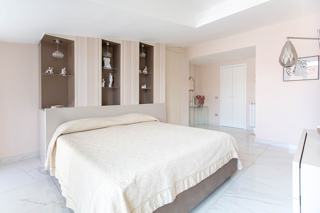 Camera da letto di facile ristrutturare classico | homify