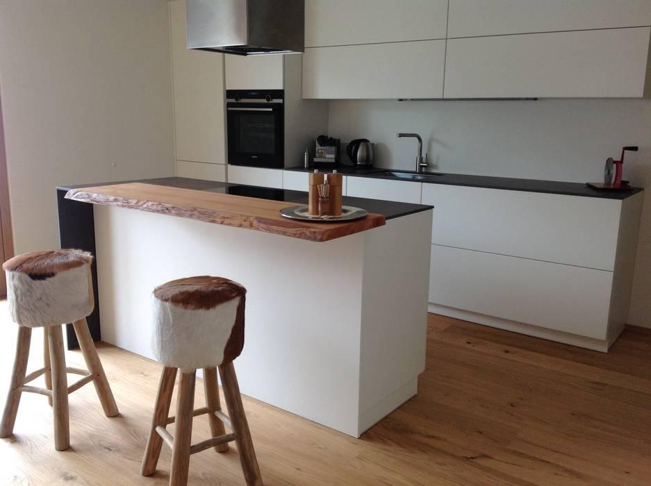 Wohnung in Kitzbühel:  Küche von Der Rieger Exclusiv