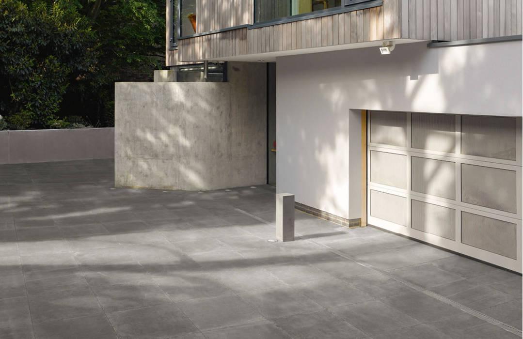 Limestone de Zenth S.A. de C.V Minimalista Cerámico