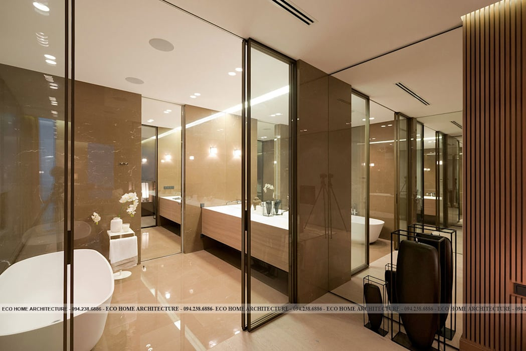 Công ty CP kiến trúc và xây dựng Eco Home