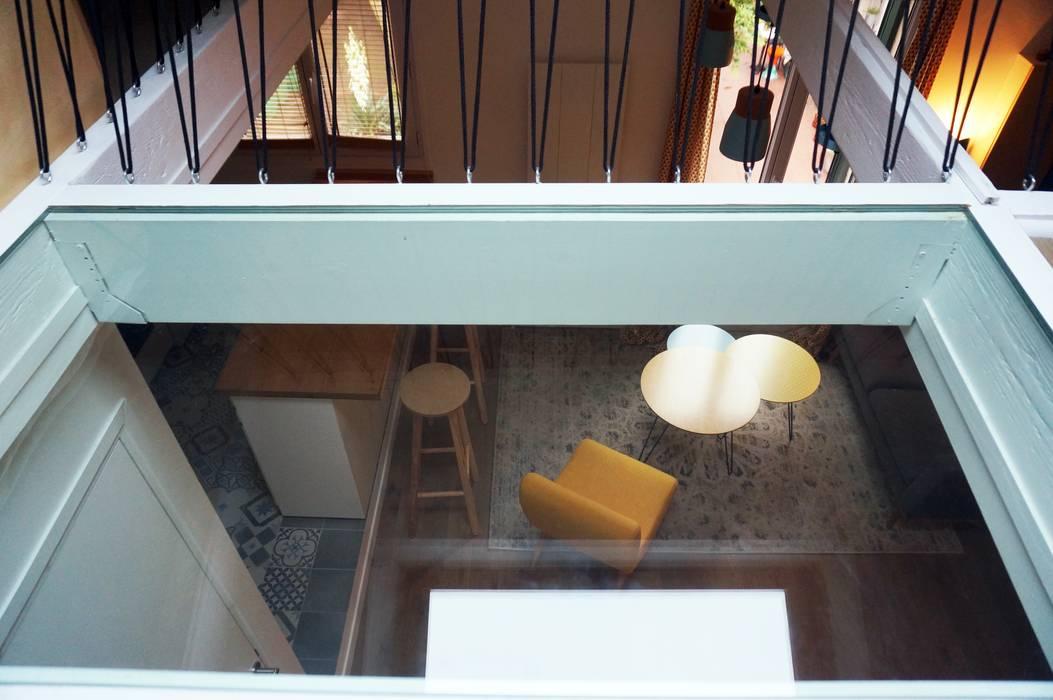 Studio Montmartre par C'Design architectes d'intérieur Scandinave