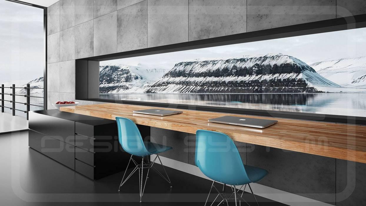 Wandpaneele in Betonoptik:  Wände & Boden von Loft Design System Deutschland - Wandpaneele aus Bayern