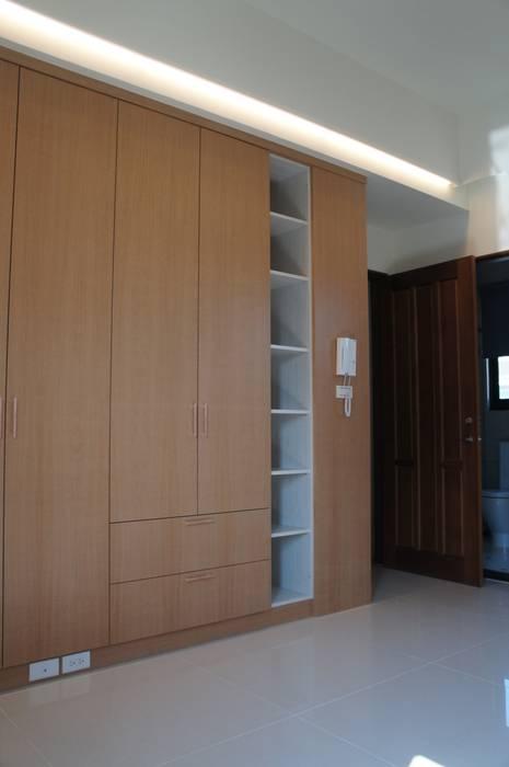 4F後女孩房衣櫃 houseda 臥室 MDF Wood effect