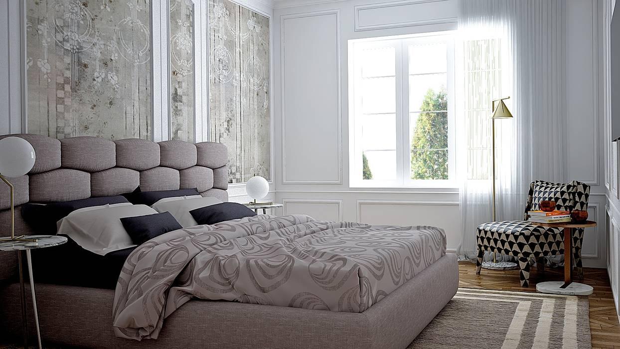 Flou bedroom camera da letto moderna di olivia sciuto ...