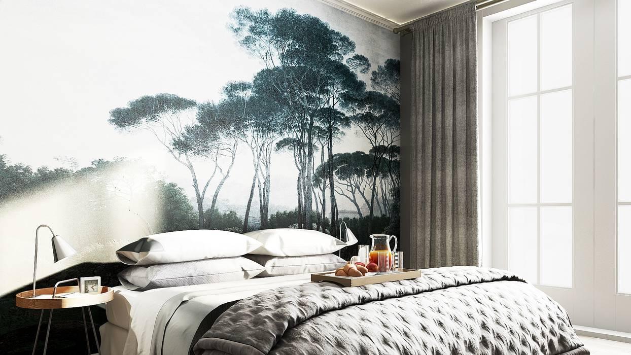 Zara Bedroom: Camera da letto in stile  di olivia Sciuto