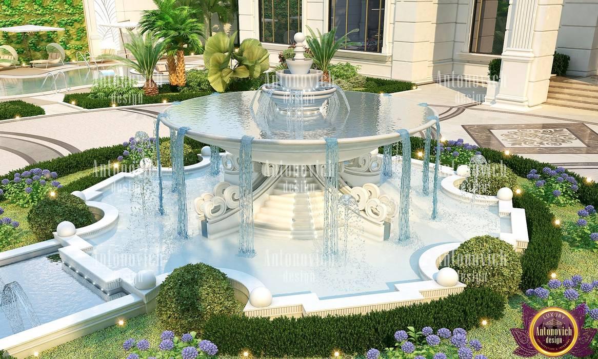 Maisons de style  par Luxury Antonovich Design,