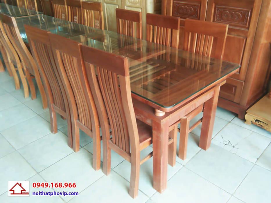 Mẫu BAX608 Đồ gỗ nội thất Phố Vip