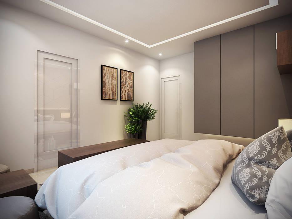 Interiors:  Bathroom by Spaces Alive,Rustic