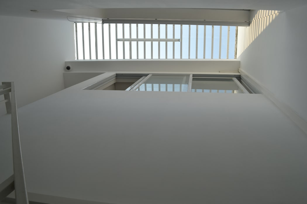 Atap oleh homify, Modern Besi/Baja
