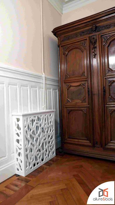 Cache-radiateur chambre moderne par allure et bois moderne ...