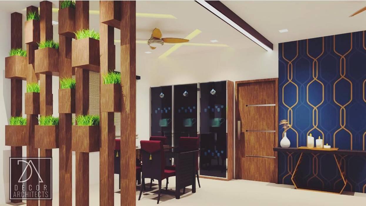 Asiatische Esszimmer von Decor Architects Asiatisch