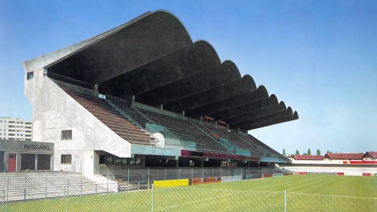 Estadios de estilo  por ADLHART Architekten
