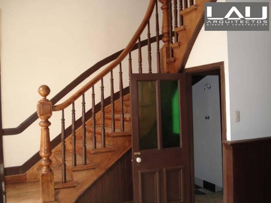 Stairs by Lau Arquitectos, Minimalist