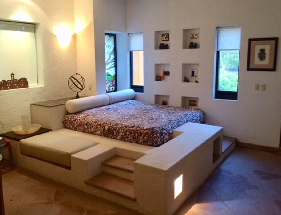 Bedroom by ECLIPSE ARQUITECTOS SA de cv