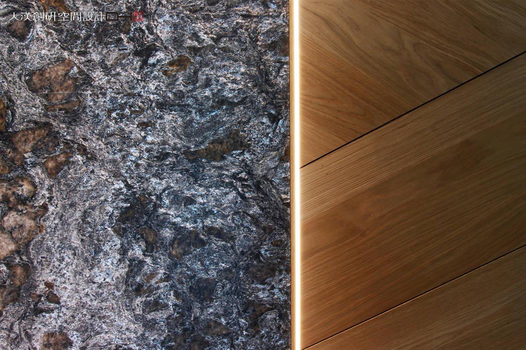 老品牌~老靈魂 碰撞出新面貌 根據 大漢創研室內裝修設計有限公司 簡約風 塑木複合材料