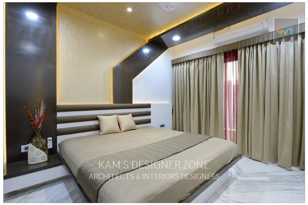 Bedroom interior design modern style bedroom by kam\'s ...