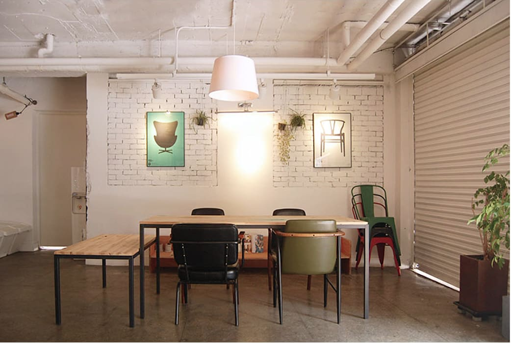 Offices & stores by homify, Modern
