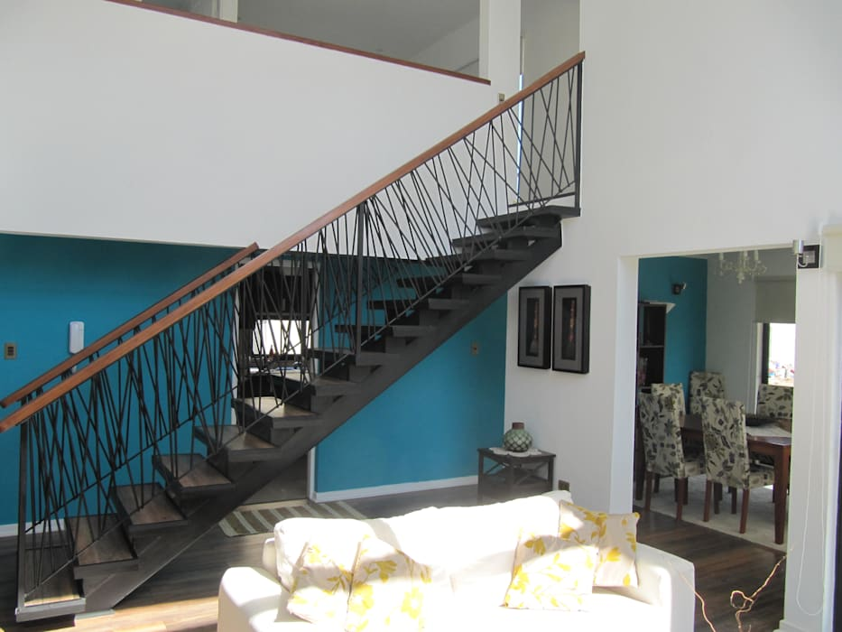 Casa Cruz de Lorena de Lau Arquitectos Moderno