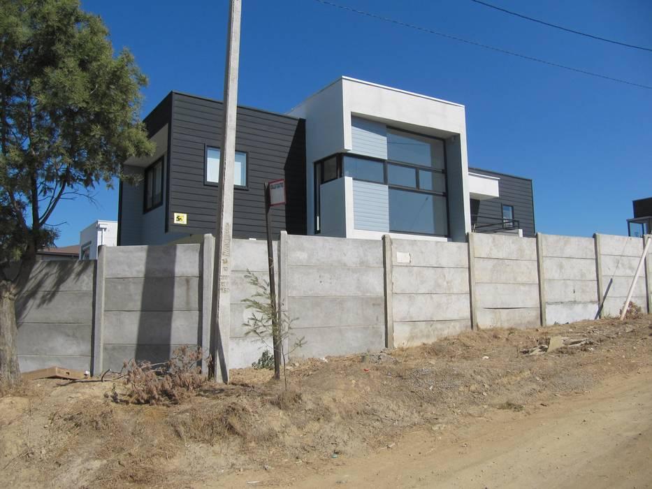 Casa Cruz de Lorena: Casas de estilo  por Lau Arquitectos