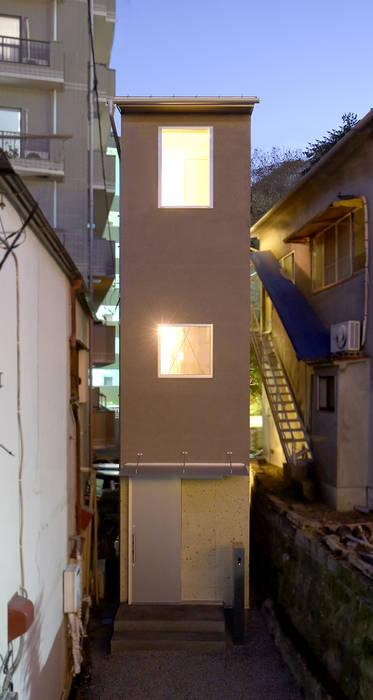 CSH#58 W house: NASU CLUBが手掛けた一戸建て住宅です。,モダン