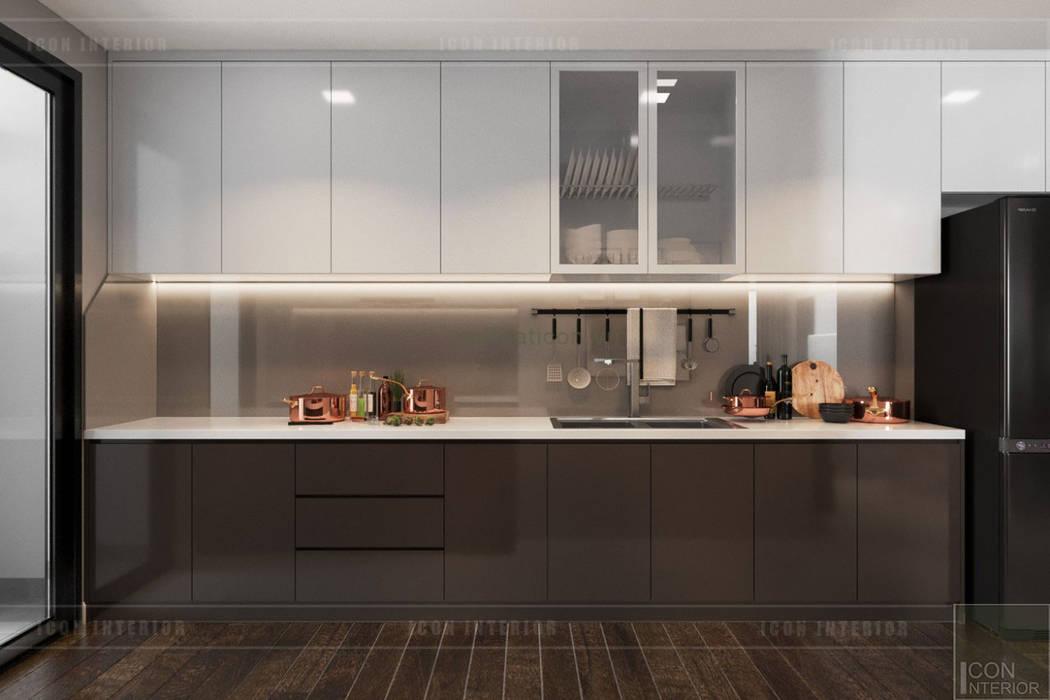Modern style kitchen by ICON INTERIOR Modern
