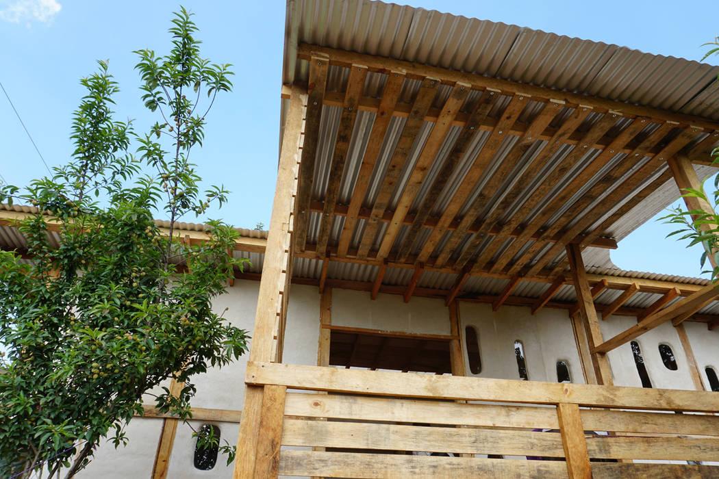 Kabin oleh Juan Carlos Loyo Arquitectura, Country