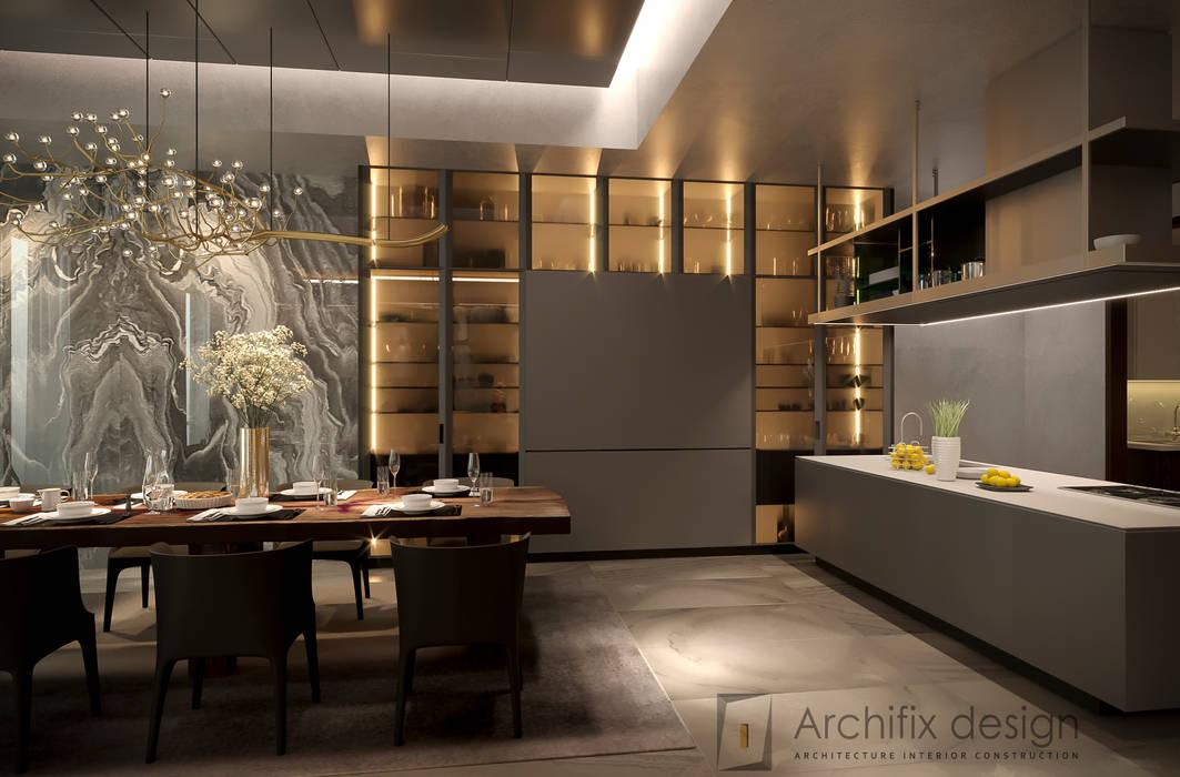 by Archifix Design Сучасний