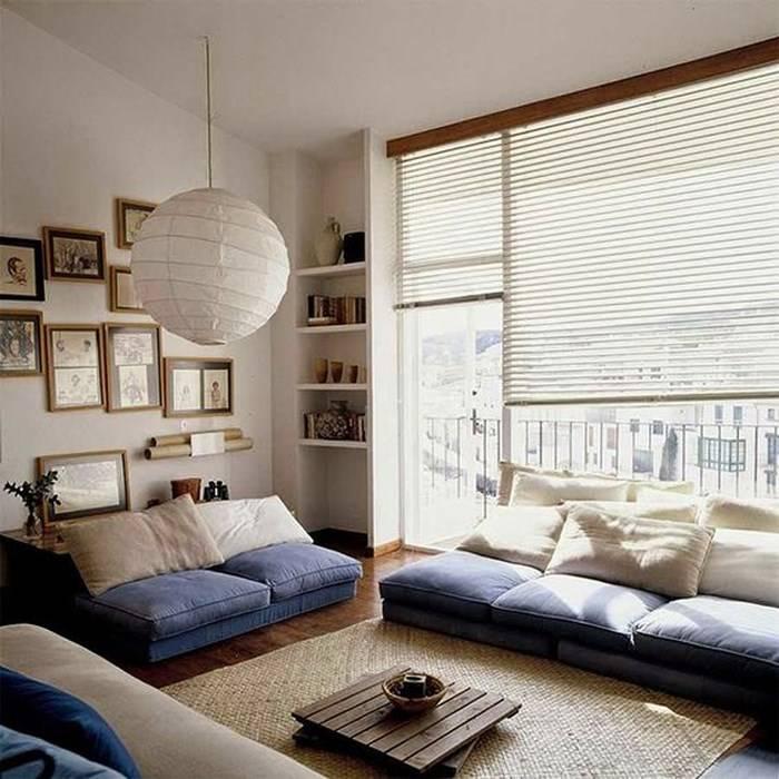 Phòng khách by Công ty thiết kế xây dựng Song Phát