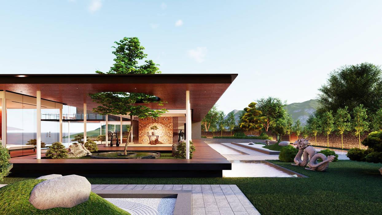 Houses by Aeternite, Asian