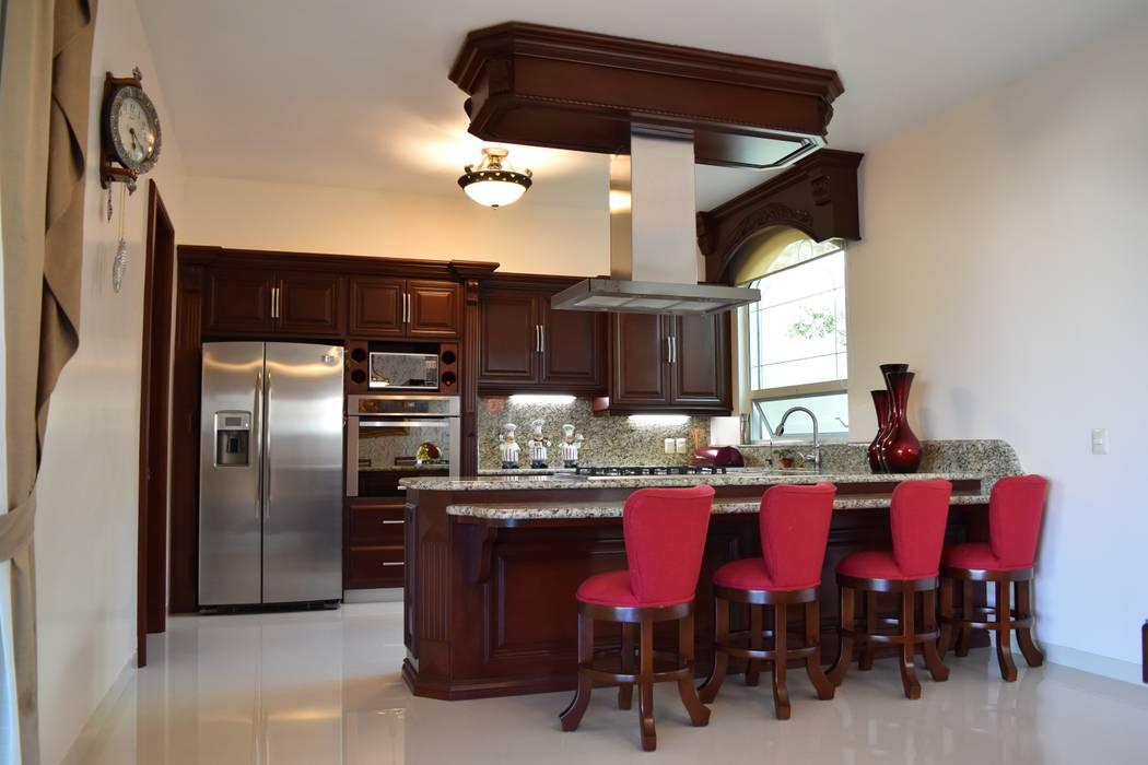 Mediterranean style kitchen by arketipo-taller de arquitectura Mediterranean