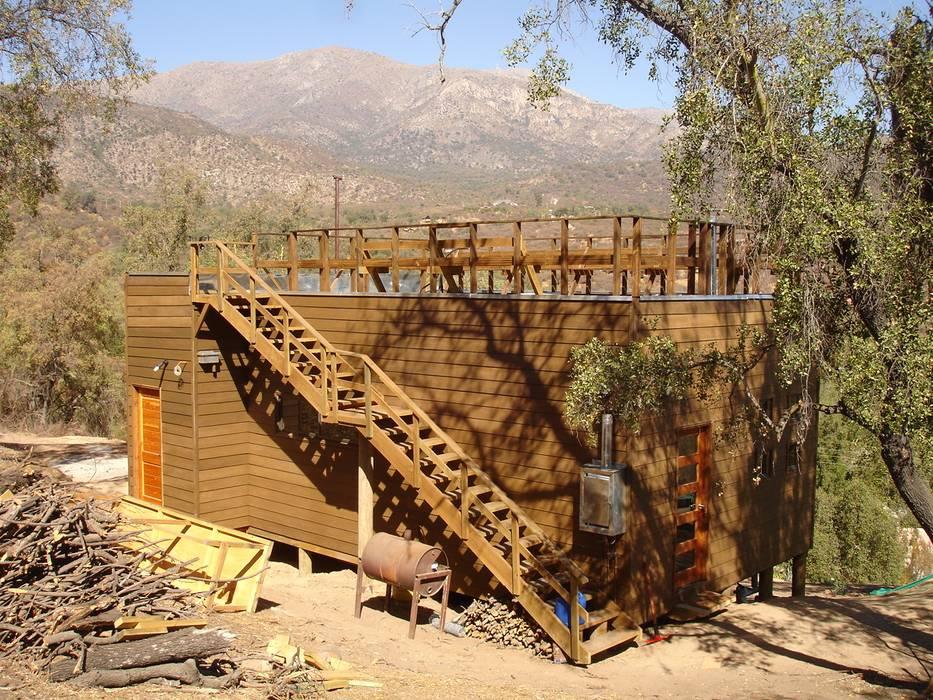 Single family home by ARKITEKTURA, Mediterranean Wood Wood effect