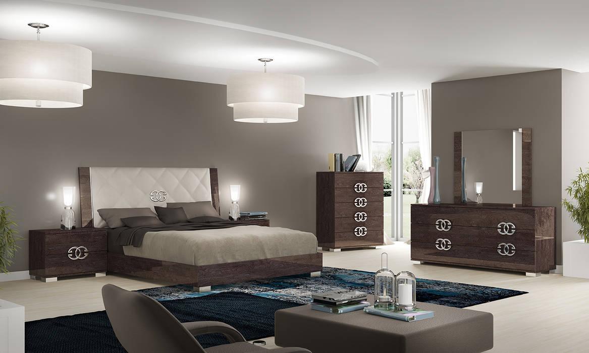Modernes schlafzimmer aus der kollektion \