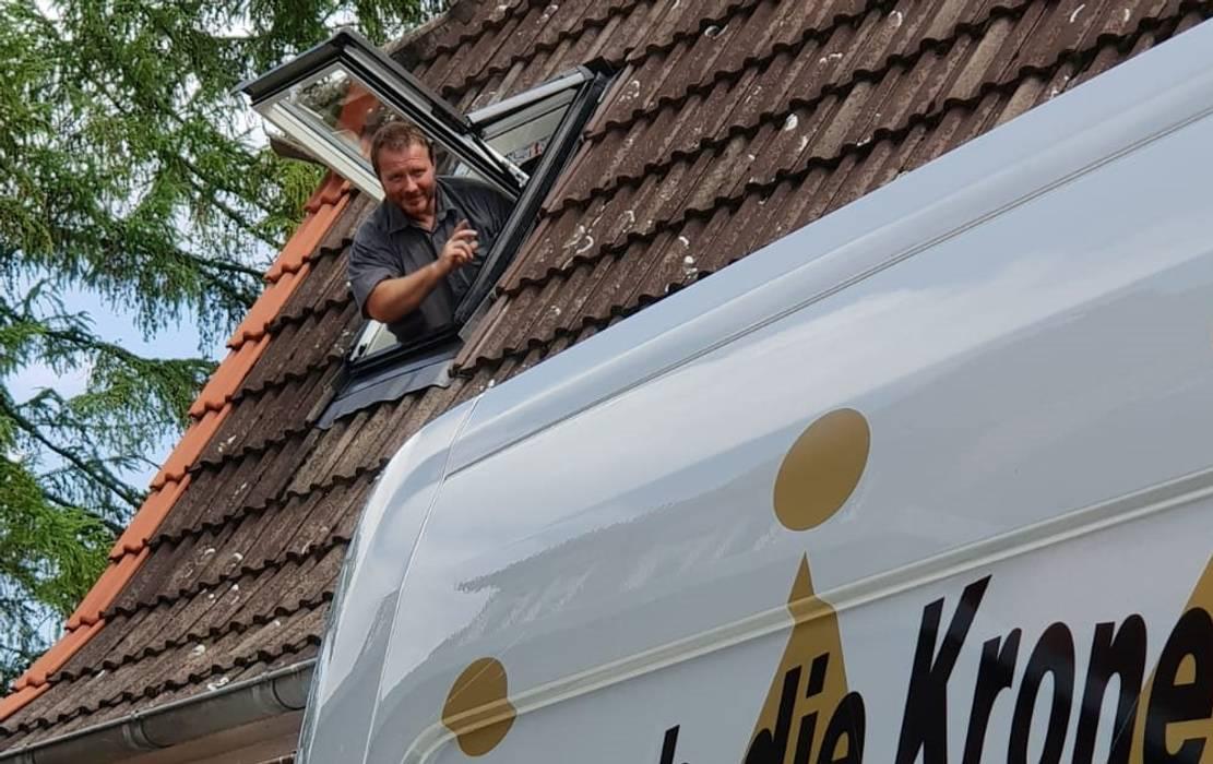 Dachfenster Einbau in Bielefeld:  Dachfenster von Dachdeckermeisterbetrieb Dirk Lange