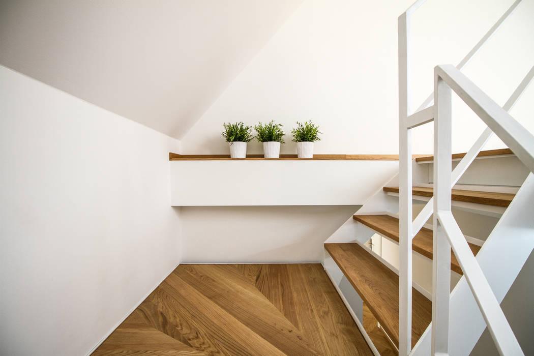 Hervorragend Treppe ins dachgeschoss: treppe von fiedler + partner MZ04
