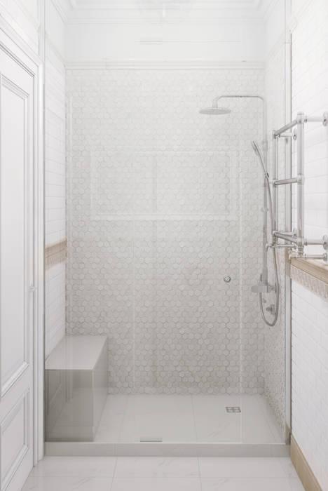 Дизайн-проект квартиры в пос. Успенское Ванная в классическом стиле от Style Home Классический