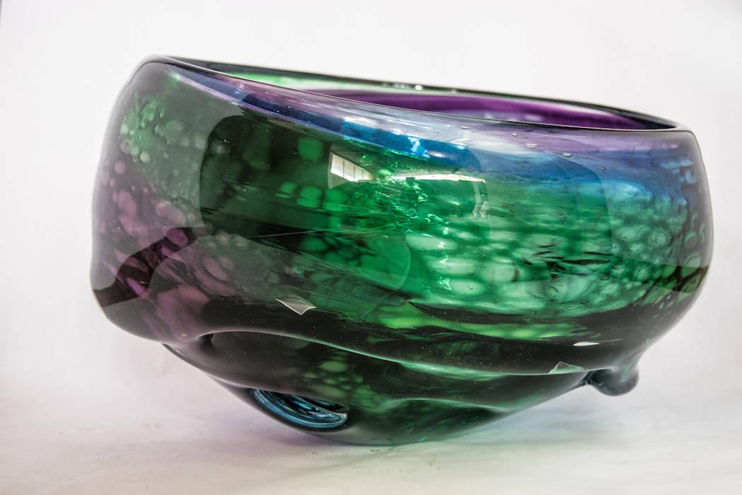 Lavamanos de vidrio Xaquixe BañosDecoración Vidrio