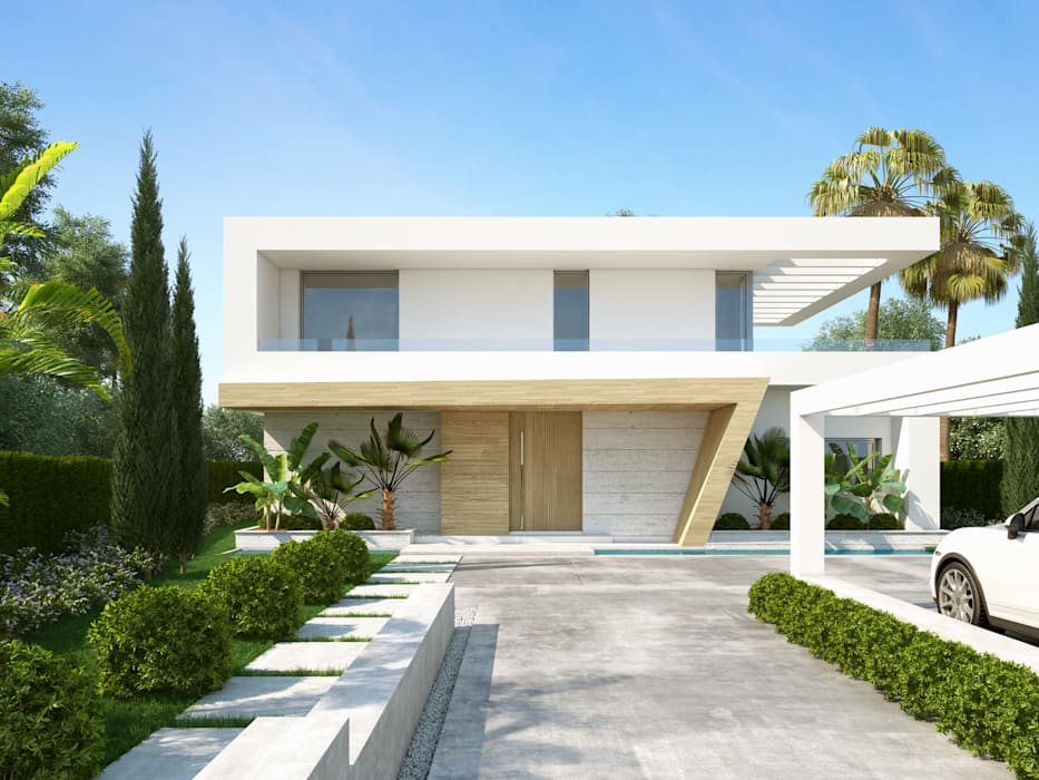 Villas by G&J ARQUITECTURA,