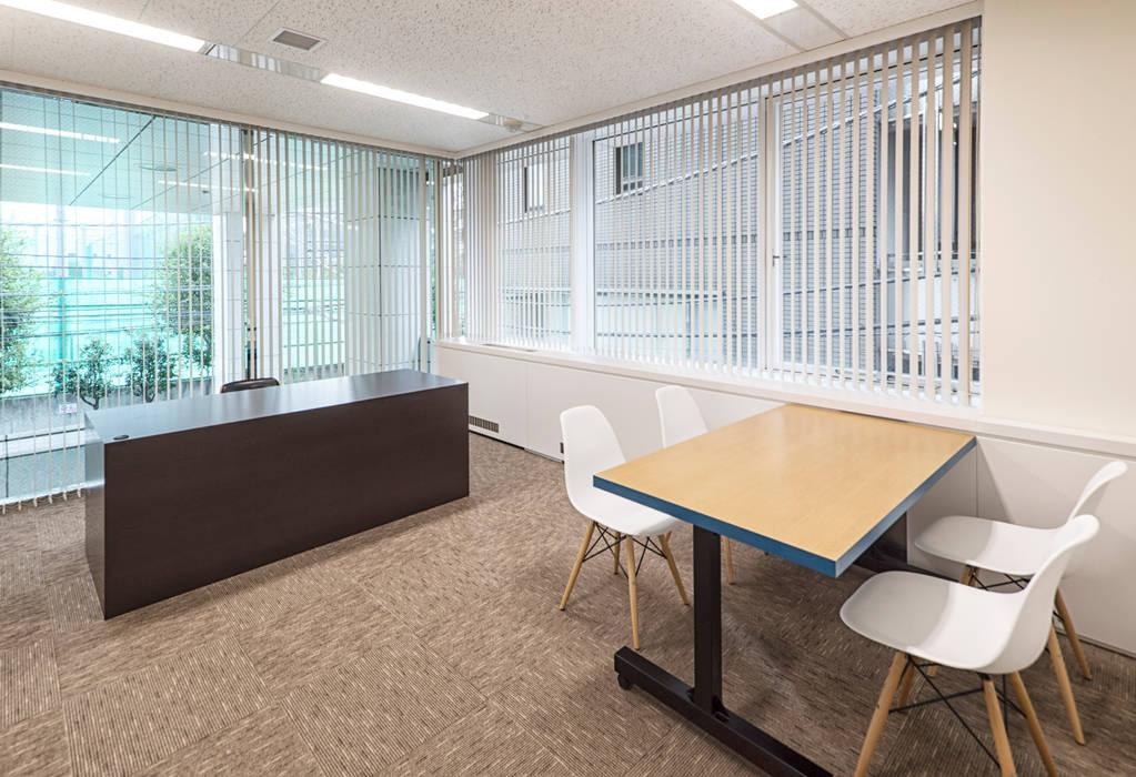 ブループリント: 株式会社KAMITOPEN一級建築士事務所が手掛けた会議・展示施設です。