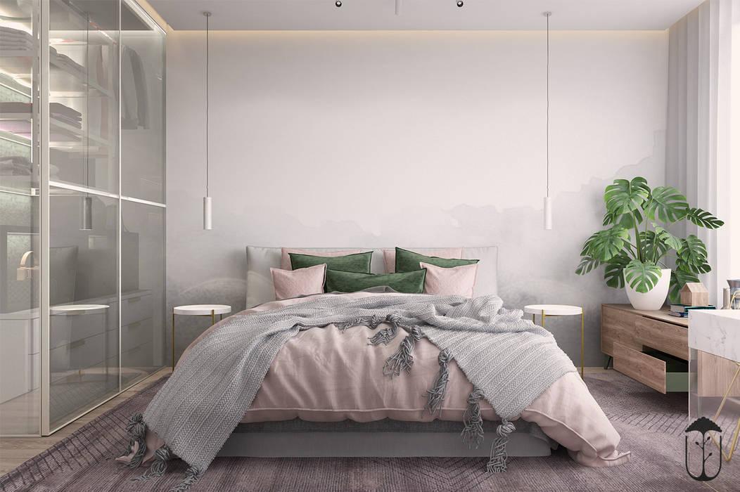Minimalistische Schlafzimmer Von U Style Design Studio