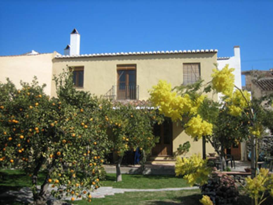 Jardín: Jardines delanteros de estilo  de Mirasur Proyectos S.L.