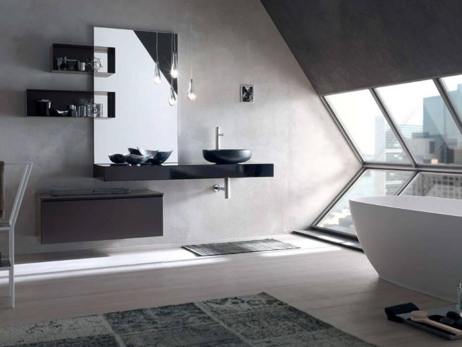 Bathroom by Maria José Faria Interiores Ldª