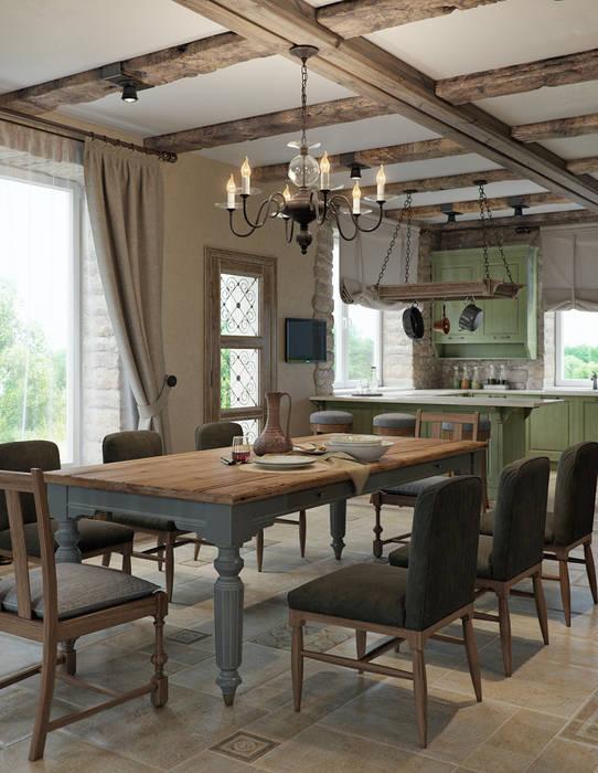 EJ Studio Dining room