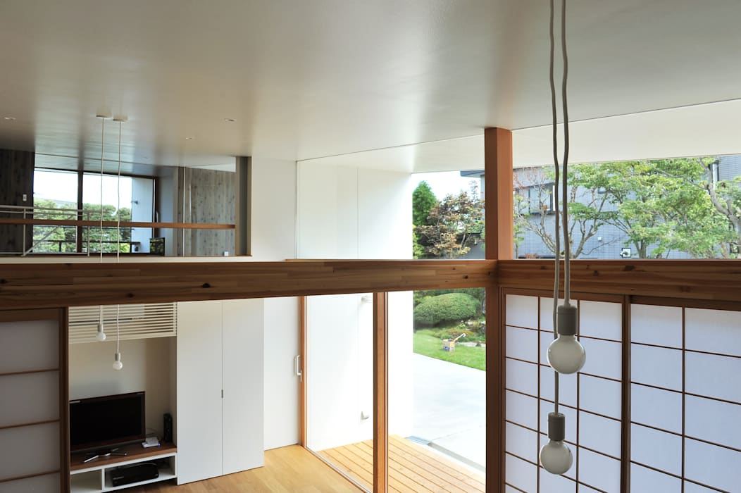 by Takeru Shoji Architects.Co.,Ltd Eclectic