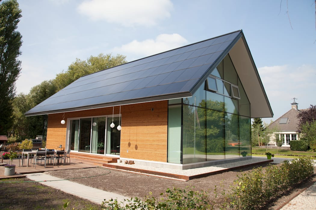 Lean-to roof by AERspire,