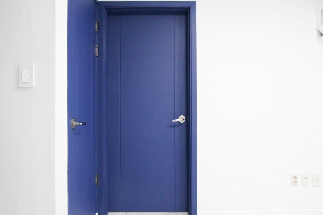 Modern style doors by 그리다집 Modern