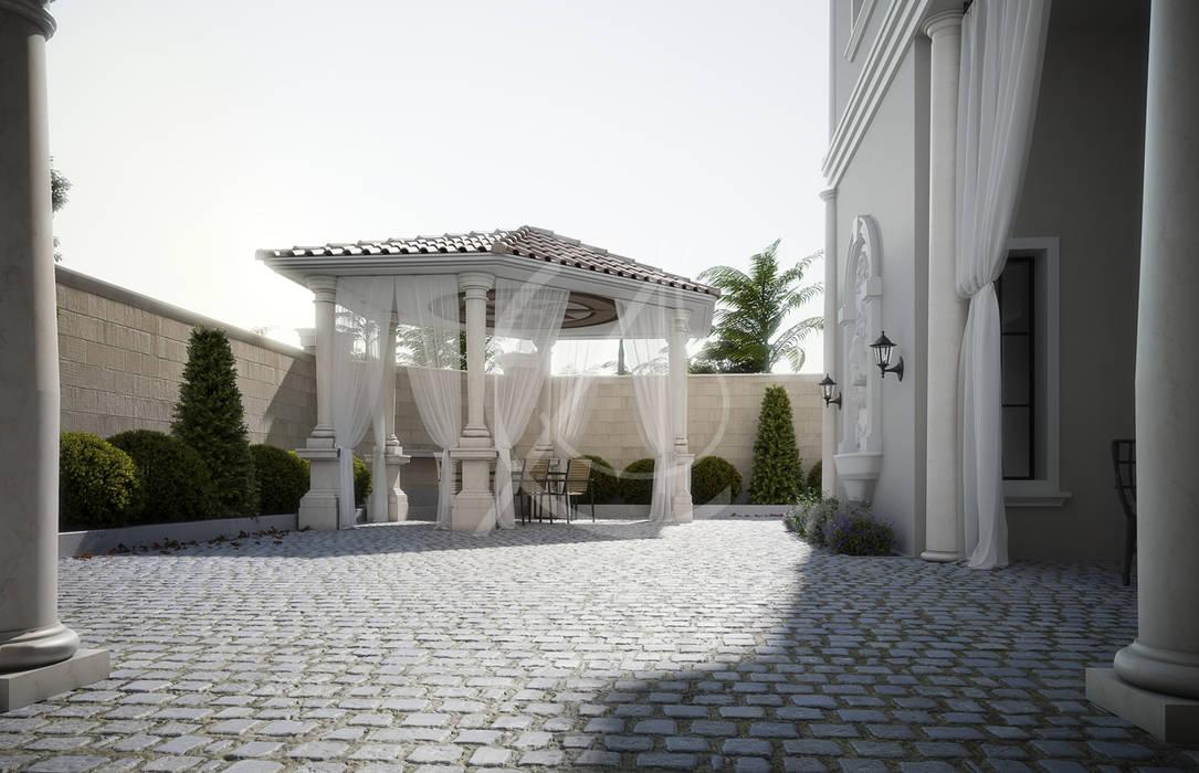 Gartenhaus von Comelite Architecture, Structure and Interior Design