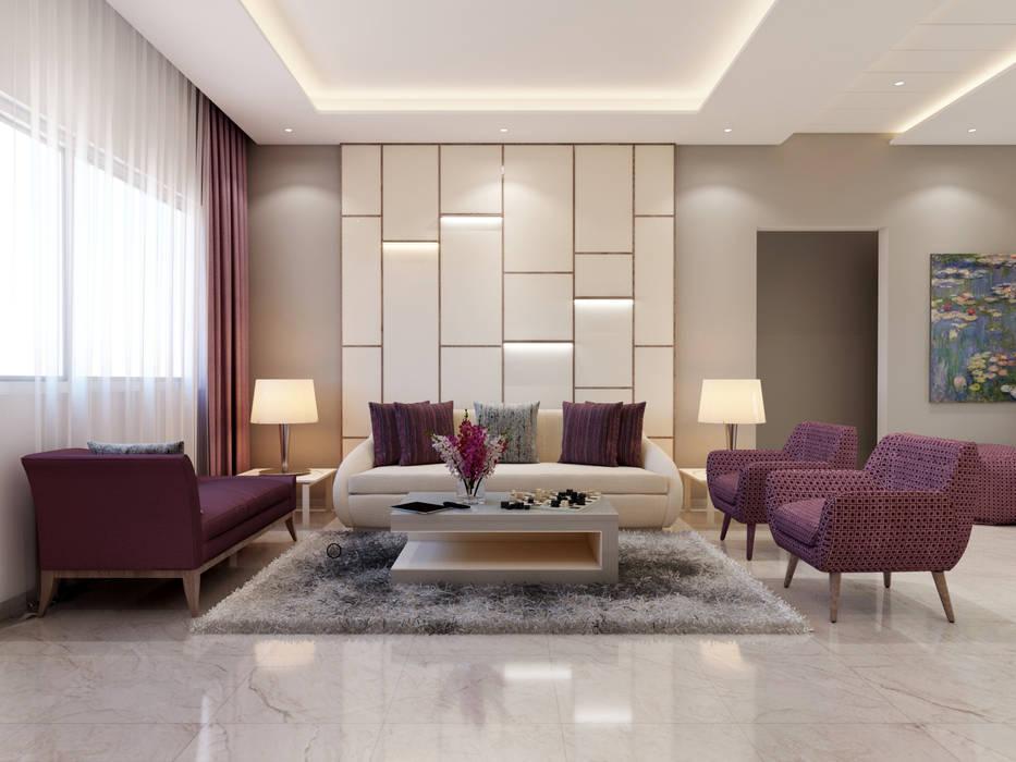 Wohnzimmer von Spaces Alive