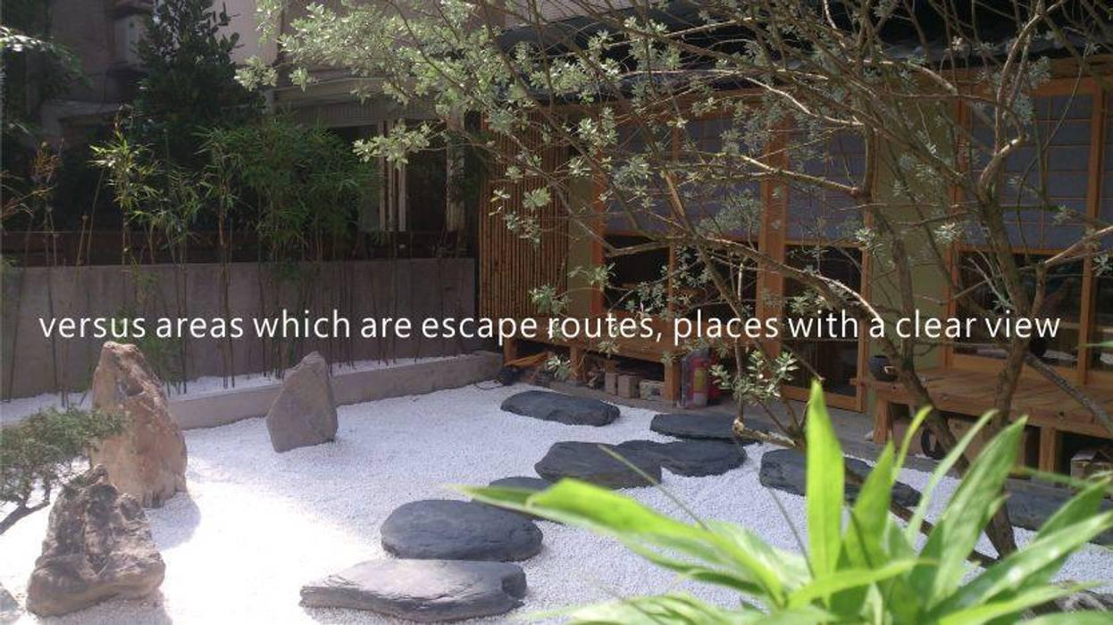 洄瀾柴房 景觀工作坊 貨櫃屋改造 Asian style garden